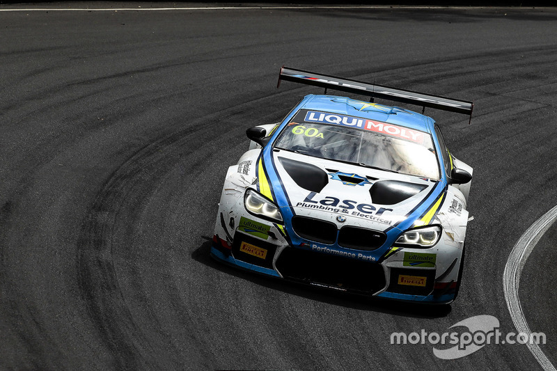 #60 BMW Team SRM, BMW M6 GT3: Steve Richards, Mark Winterbottom, Marco Wittmann