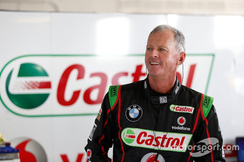 Tony Longhurst, BMW Team SRM.