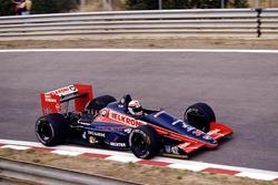 Филипп Альо, Larrousse/Lola LC87 Ford