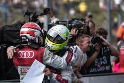 Mike Rockenfeller, Audi Sport Team Phoenix, Audi RS 5 DTM, Loic Duval, Audi Sport Team Phoenix, Audi