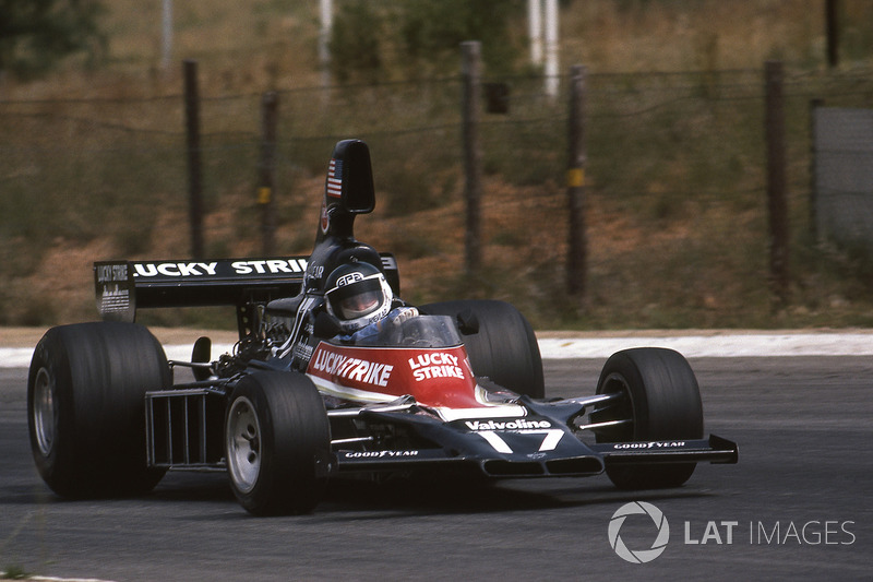 8. Jean-Pierre Jarier (134 Grandes Premios)