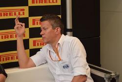 Марцин Будковски, глава технического департамента FIA