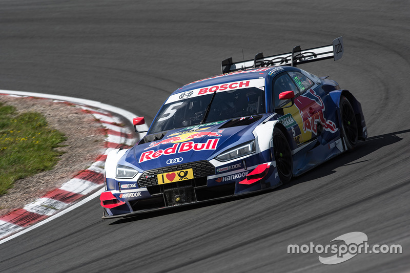 4. Mattias Ekström, Audi Sport Team Abt Sportsline, Audi A5 DTM