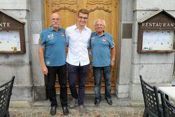 Jean-Luc Monachon, Mathéo Tuscher, Georges Gachnang
