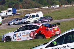 Daniel Lloyd, Triple Eight Racing, MG Motor