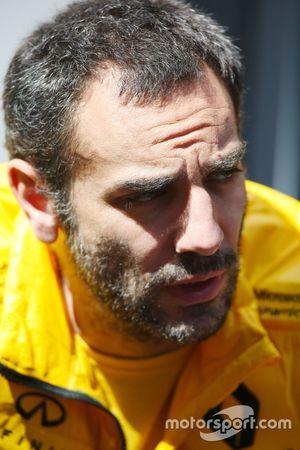 Cyril Abiteboul, Algemeen directeur, Renault Sport F1 Team