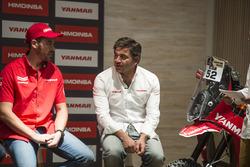 Andrés Gimeno y Miguel Puertas, HIMOINSA Racing Team
