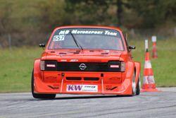 René Tschirky, Opel Kadett C, MB Motorsport, Essais