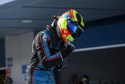 Alessio Lorandi, Jenzer Motorsport en parc fermé