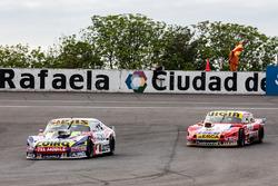 Martin Serrano, Coiro Dole Racing Chevrolet, Juan Manuel Silva, Catalan Magni Motorsport Ford