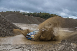 Калле Рованперя и Йонне Халттунен, Ford Fiesta R5