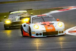 #86 Gulf Racing Porsche 911 RSR: Mike Hedlund, Ben Barker, Nick Foster