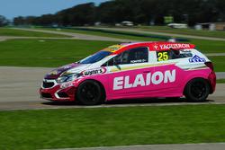 Cyro Fontes, YPF Chevrolet