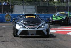 #9 ANSA Motorsports, KTM Xbow GT4: Bill Ziegler