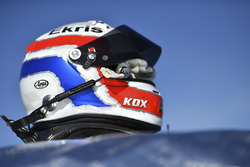 Peter Kox, RealTime Racing, helmet