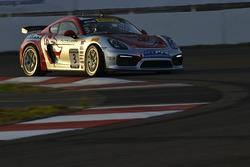 #3 Flying Lizard Motorsports Porsche Cayman GT4: Rodrigo Baptista