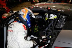 #9 Audi Sport Team WRT, Audi R8 LMS: Nico Müller, Marcel Fässler