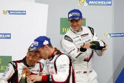 Podio: Andre Lotterer, Porsche Team