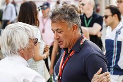 Bernie Ecclestone, Formula 1 y Jean Alesi