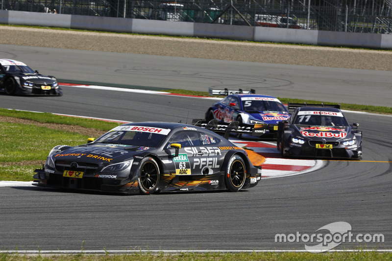 Маро Енгель, Mercedes-AMG Team HWA, Mercedes-AMG C63 DTM