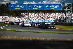 Bruno Spengler, BMW Team RBM, BMW M4 DTM leads
