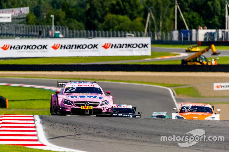 Лукас Ауэр, Mercedes-AMG C 63 DTM