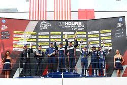 Podium LMP3 : vainqueur #9 AT Racing, Ligier JS P3 - Nissan: Alexander Talkanitsa Sr., Alexander Talkanitsa Jr., Mikkel Jensen, deuxième place #2 United Autosports, Ligier JS P3 - Nissan: John Falb, Sean Rayhall, troisième place #18 M.Racing - YMR, Ligier JS P3 - Nissan: Alexandre Cougnaud, Antoine Jung, Romano Ricci