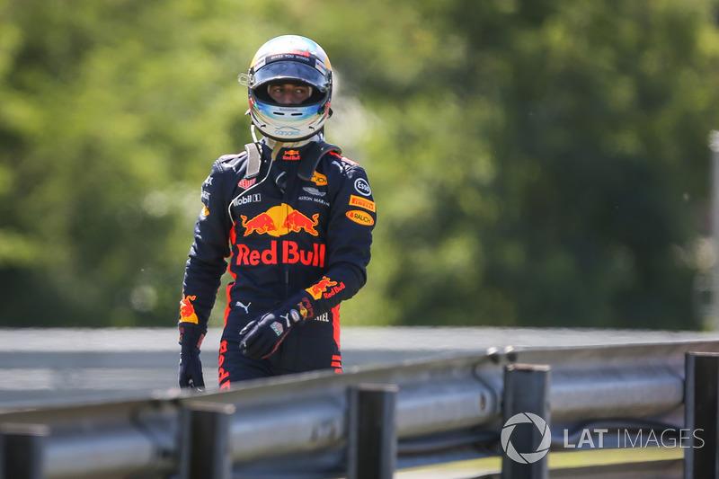 Verlierer: Daniel Ricciardo (Red Bull)