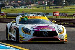 #19 Mercedes AMG GT3: Mark Griffith