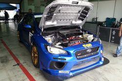 Subaru WRX STI TCR, Top Run Motorsport