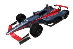 Tristan Gommendy, Schmidt Peterson Motorsports Honda render