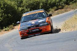 Mehmet Canseven, Rover 216 Sti