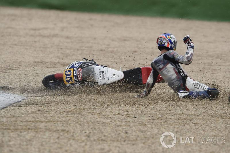Жюль Данило, Snipers Team, Moto3