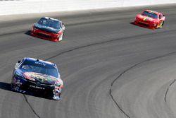Matt Tifft, Joe Gibbs Racing Toyota, Austin Dillon, Richard Childress Racing Chevrolet, Justin Allga