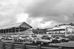 Royal Automobile Club TT Celebration - the start