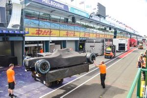 F1 under cover