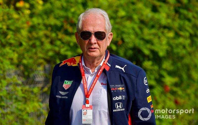 Helmut Markko, Konsultan, Red Bull Racing