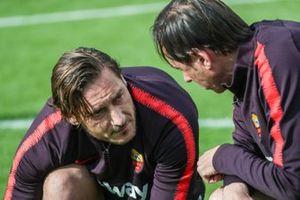 sRoma player Francesco Totti