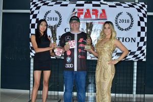 FARA MP2B Sprint Champion Johary Gonzalez