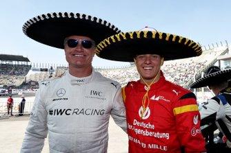 David Coulthard, Mick Schumacher