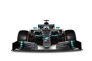 La Mercedes W10 de Valtteri Bottas