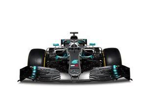 Mercedes-AMG Petronas livery