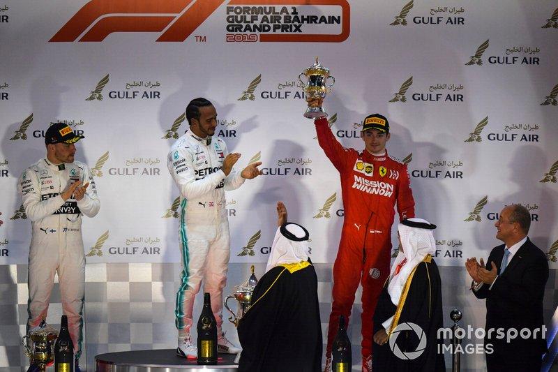 2019 - Início de uma era na Ferrari