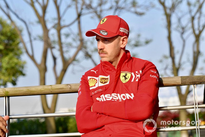 Sebastian Vettel: 455 millones de euros
