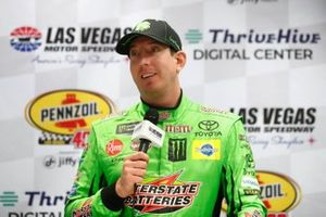 Kyle Busch, Joe Gibbs Racing