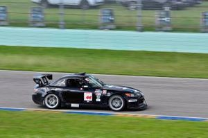 #144 MP3A Honda S2000 driven by Augusto Soto-Schirripa & Andy Lamus of ZucciPort