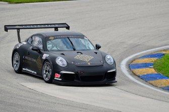 #19 MP1B Porsche 991 driven by Lino Fayen & Juan Fayen of Formula Motorsport