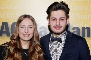 Roman Schwedt e Lina Meter