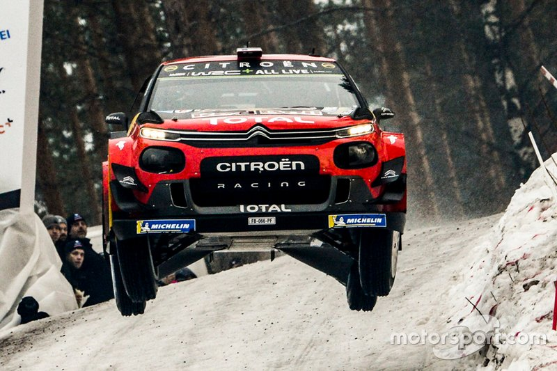 Esapekka Lappi, Janne Ferm, Citroen World Rally Team Citroen C3 WRC