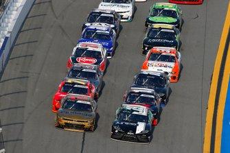 Brandon Jones, Joe Gibbs Racing, Toyota Supra Juniper and Tyler Reddick, Richard Childress Racing, Chevrolet Camaro Pinnacle Financial Partners